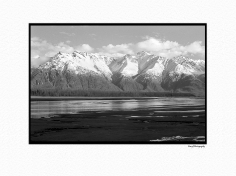 Knik River View